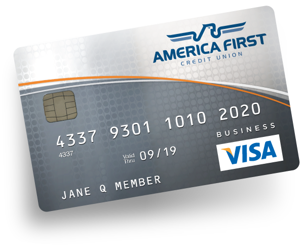 Utah business visa credit card visa intellilink america first business visa credit card reheart Image collections