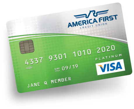 15 cash back - Visa Platinum Credit Card